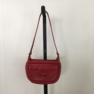 Fossil Leather Small Shoulder Bag
